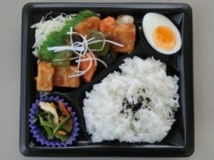 厚揚げマーボー弁当 450円(税別)